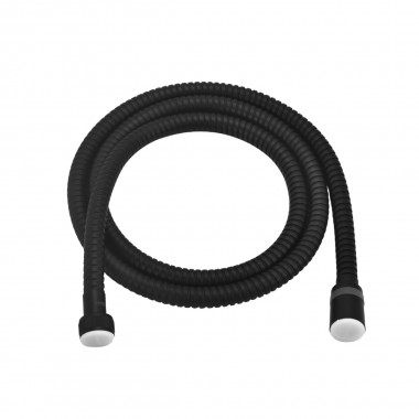 Шланг душевой Lemark LE8024S-Black, 200 см, TURN-FREE