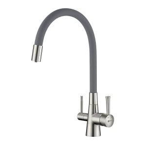 Смеситель Lemark Comfort LM3075BN для кухни с подключением к фильтру с питьевой водой