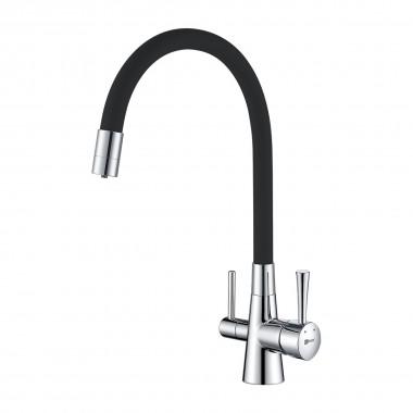 Смеситель Lemark Comfort LM3075C для кухни с подключением к фильтру с питьевой водой