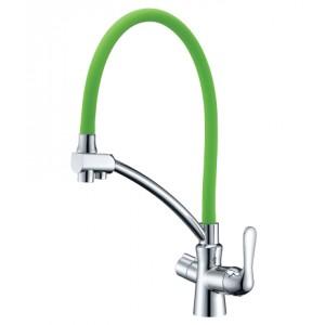 Смеситель для кухни с подключением к фильтру с питьевой водой COMFORT – LM3070C-Green