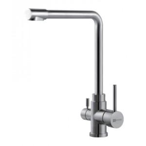 Смеситель для кухни из нержавеющей стали с подключением к фильтру с питьевой водой EXPERT – LM5060S