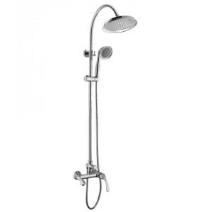Смеситель для ванны и душа с лейкой «Тропический дождь» INTENSE LM5662C
