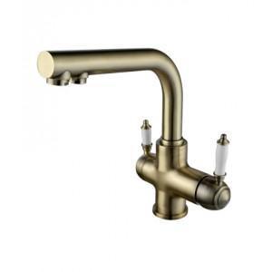 Смеситель для кухни с подключением к фильтру с питьевой водой VILLA – LM4861B