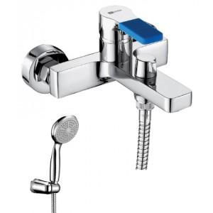 Смеситель для ванны с монолитным изливом AURA – LM0614C