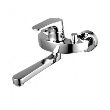 Смеситель для ванны с поворотным изливом SHIFT – LM4314C