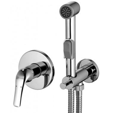 Встраиваемый смеситель с гигиеническим душем ADVANCE – LM1219C