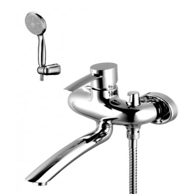 Смеситель для ванны с поворотным изливом ATLANTISS – LM3214C