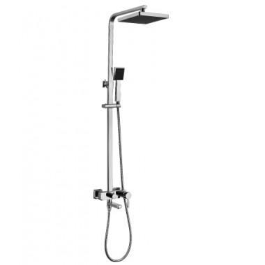 """Смeситель для ванны и душа с лейкой """"Тропический дождь"""" – LM7004C"""