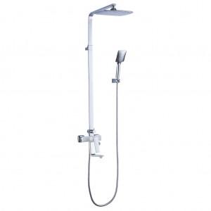 Смеситель для ванны и душа «Тропический дождь» ALLEGRO - LM5962CW