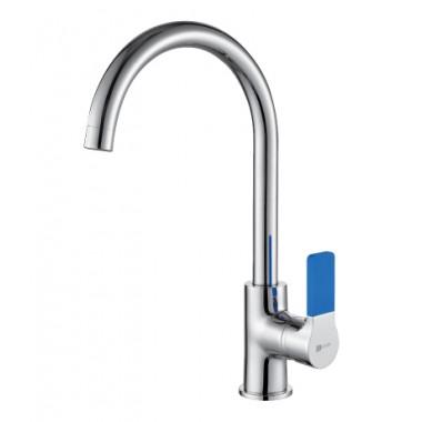 Смеситель для кухни с поворотным изливом AURA – LM0605C