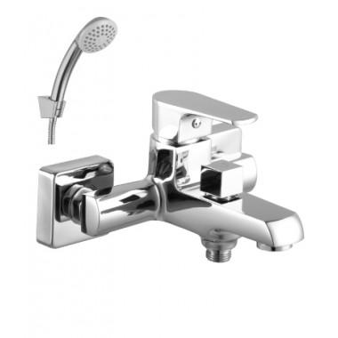 Смеситель для ванны с коротким изливом FACTOR – LM1612C